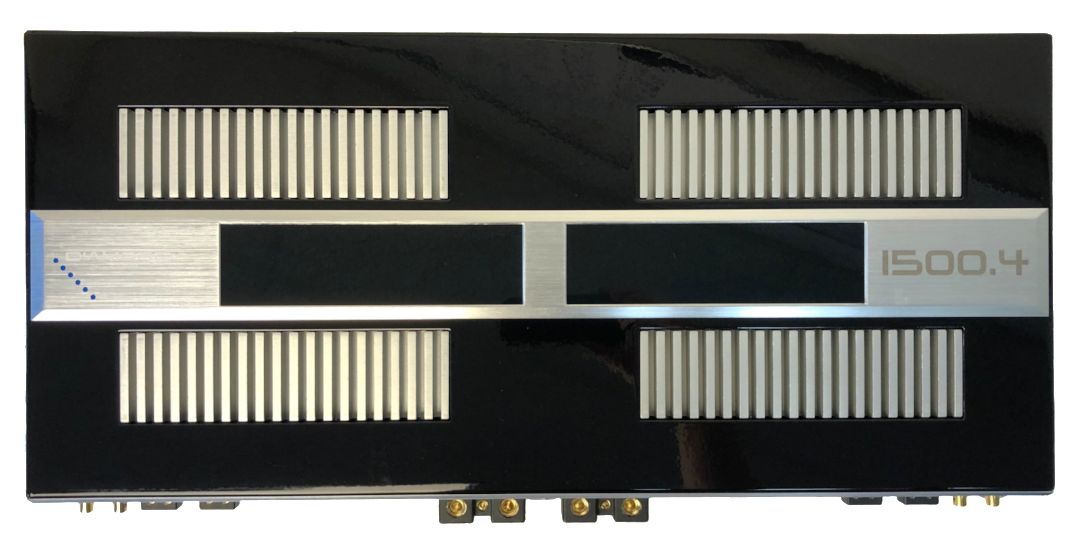 D'Amore Engineering A1500.4 4 Channel Amplifier (In-Store Only)