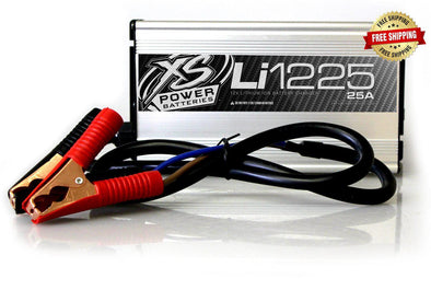 XS Power 12V - 25a Lithium Battery Charger