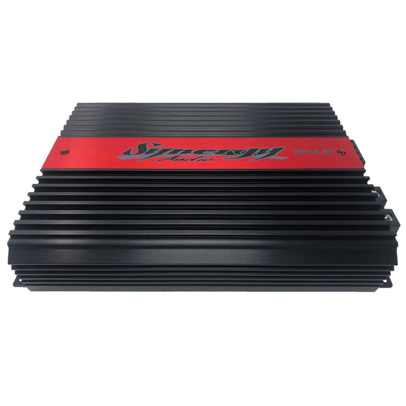 Synergy Audio WFO 8.4D 4-Channel Amplifier 250X4 / 0GA Inputs