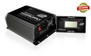 PSC15 XS Power IntelliSUPPLY AGM Battery Charger and Power Supply 12V 14V 16V