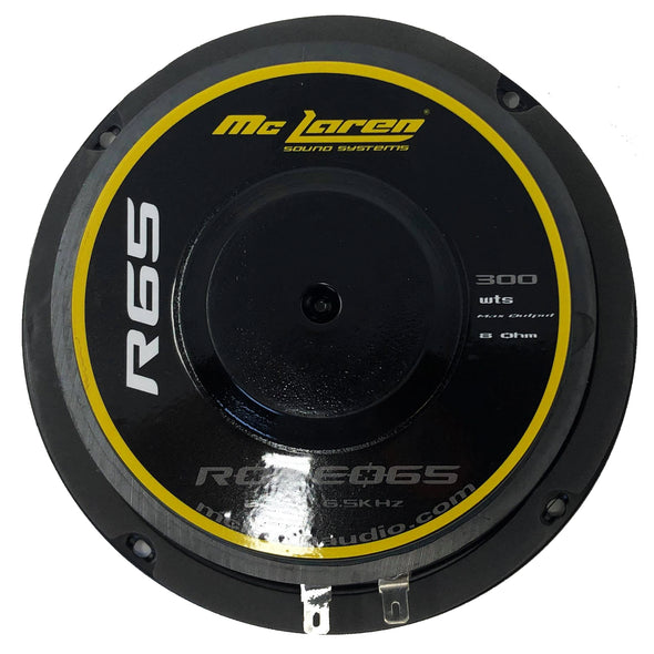 "McLaren Audio Romeo65 6.5"" Midbass Driver (single)"