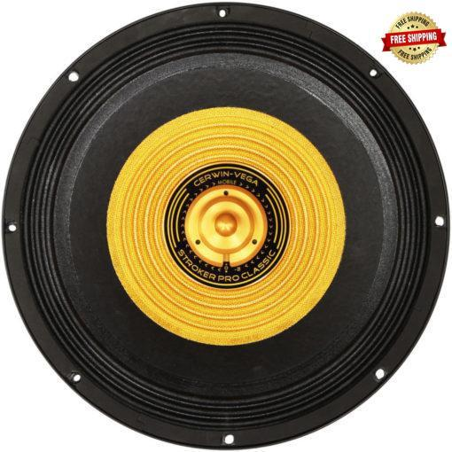 "Cerwin Vega Stroker Pro Classic 18"" Subwoofer with FREE $250 In-Store Gift Card!"