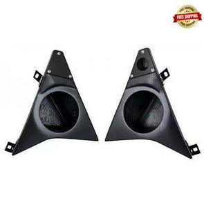 "SSV Works Polaris Slingshot 15-17 Front 6.5"" Speaker Pods"