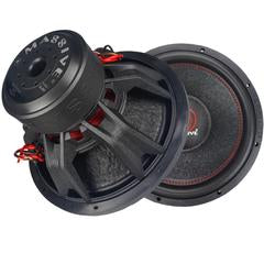 "Massive Audio SUMMOXL154 - 15"" 1500 WATTS RMS DUAL 4 OHM SUBWOOFER"