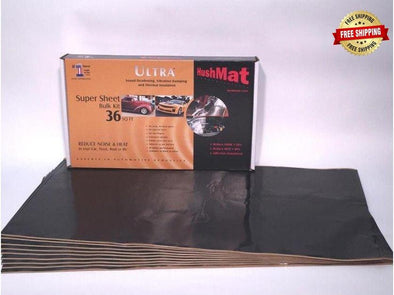 HushMat Super Bulk Kit 36 Sq. Ft.