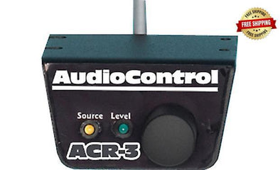 AudioControl ACR-3 Remote Level Control