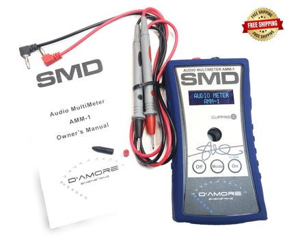SMD AMM-1 Audio MultiMeter Tool