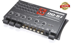 AudioControl DQ-61 6-Channel Equalizer