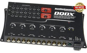 AudioControl DQDX 6 Channel Equalizer