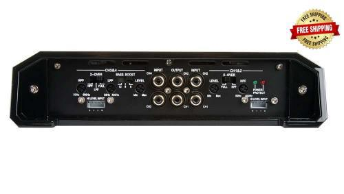 Soundstream T4.1500L 4-Channel Amplifier