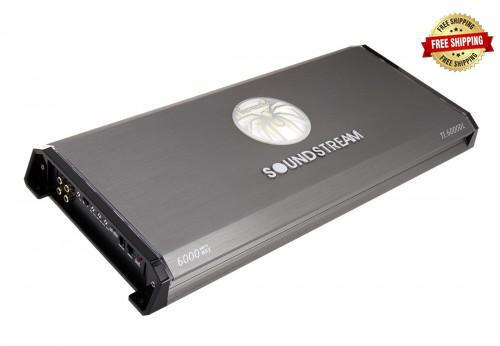 Soundstream T1.6000DL 3,000 Watt Monoblock Amplifier