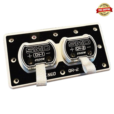 SMD QR-2 Quick Release Speaker Box Terminal
