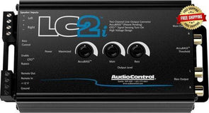 AudioControl LC2i 2 Channel Line Out Converter