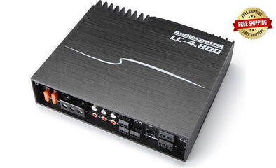 AudioControl LC-4.800 4/3/2 Channel Amplifier