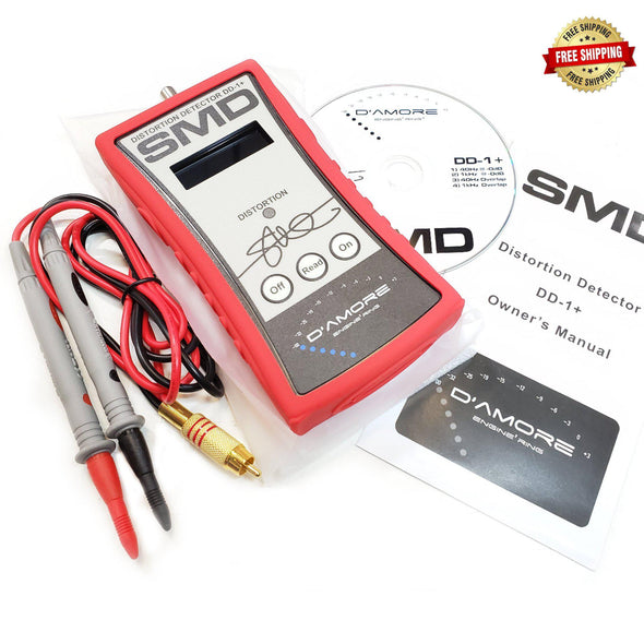 SMD DD-1+ Distortion Detector Plus