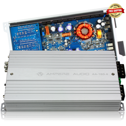 Ampere Audio AA-150.4 4-Channel Amplifier