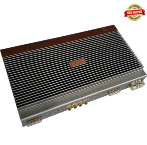 B2 Audio Reference 4 4-Channel Amplifier