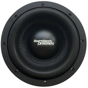 "Resilient Sounds Gold Series 8"" Subwoofer"
