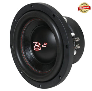 "B2 Audio Riot 10"" Subwoofer"