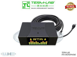 Term-Lab RTA Microphone