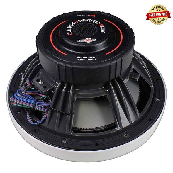 "Cerwin Vega RPM Series 10"" Subwoofer (Free-Air)"