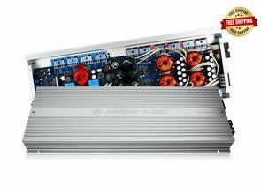 Ampere Audio AA-3800.1D 3,800 Watt Monoblock Amplifier