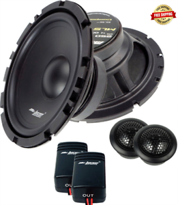 "McLaren Audio MLS-T6 6.5"" Component Speakers"