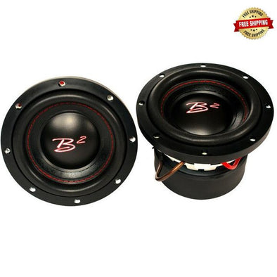 "B2 Audio HNX Series 6.5"" Subwoofer (Dual 2 Only)"