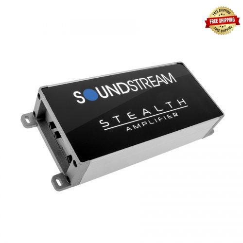 Soundstream Stealth ST2.1000D 2-Channel Amplifier