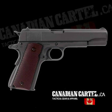 M1911 CO2 blowback (Brown)