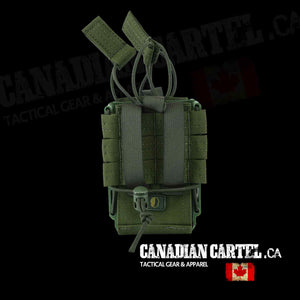 Rapid Access Double Rifle Magazine Pouch