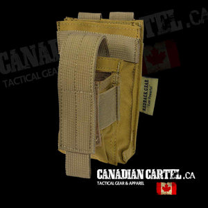 M4/9mm Single Open-Top Mag Pouch