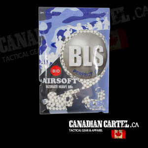 Perfect Airsoft .36g BIO BBs Ivory (1000ct)