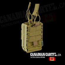 Load image into Gallery viewer, Rapid Access Double Rifle Magazine Pouch