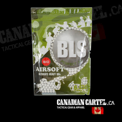 Perfect Airsoft .43g BIO BBs Ivory (1000ct)