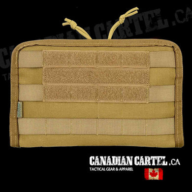 Commander Panel-Map Pouch