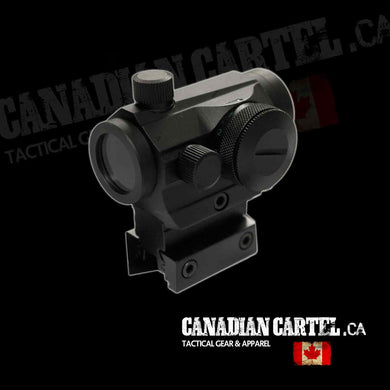 M1 Mirco Dot Sight w/High Mount Riser