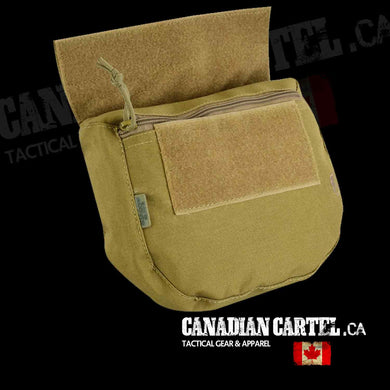 Drop Down Utility Pouch