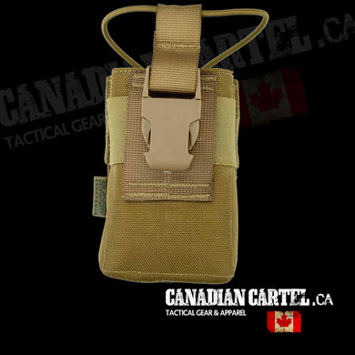 Adjustable Radio Pouch