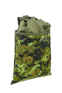 Large Roll Up Dump Pouch