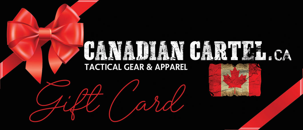 Canadian Cartel Gift Card
