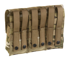 Load image into Gallery viewer, Triple M4, M12, M16 x9 Mag Pouch
