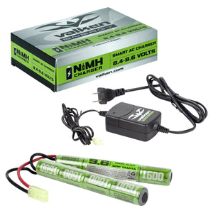 Universal Smart Charger Ni/MH Basic