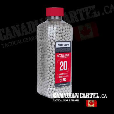 Airsoft BBs - 0.20G Bio-2500CT-White