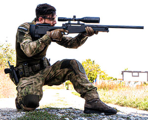 SSG96 Airsoft Sniper Rifle
