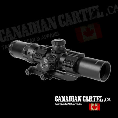 1.5-4x30 Illuminated Scope W/ Cantilever Mount
