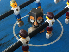 Mibo Paper Animal Engates in FusBall pre-SuperBowl