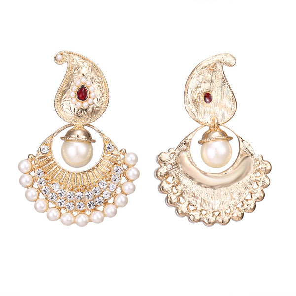 Mango Chandbali Earrings