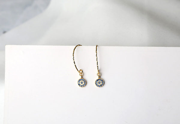 Simple Hanging Earrings