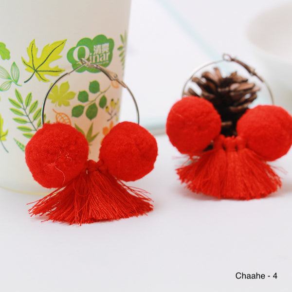 The Pompom Hoops